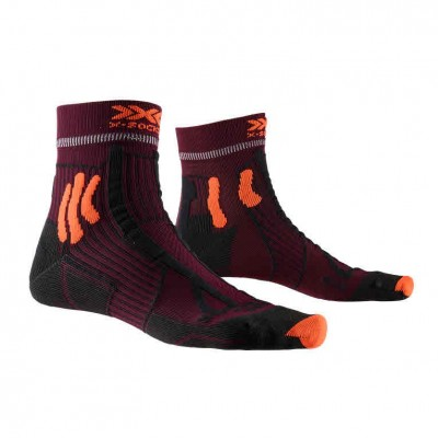 Chaussettes X-SOCKS Trail Energy Orange/Noir