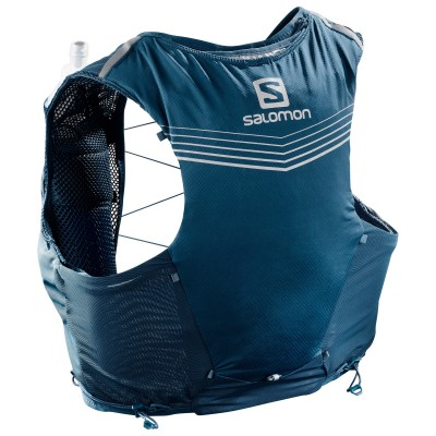 Sac SALOMON ADV SKIN 5 Set Poseidon
