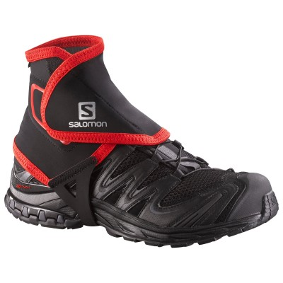 Guêtres SALOMON Trail Gaiters High Black