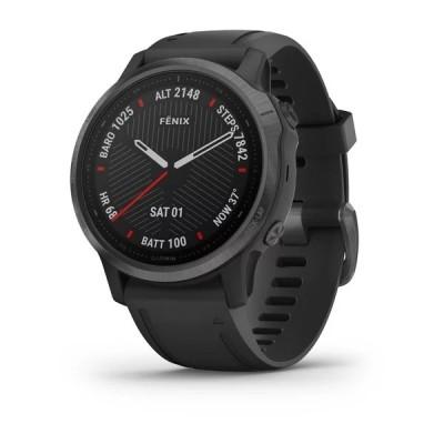 Montre GPS GARMIN Fenix 6S Sapphire noire
