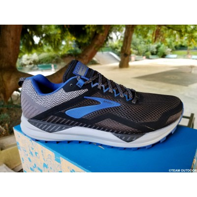 PE20 Cascadia 14 GTX Homme Black/Grey/Blue