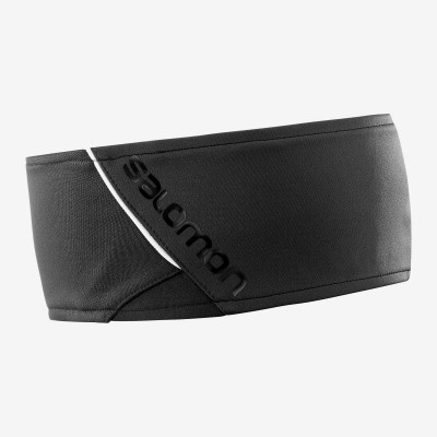 Bandeau SALOMON RS Headband Black