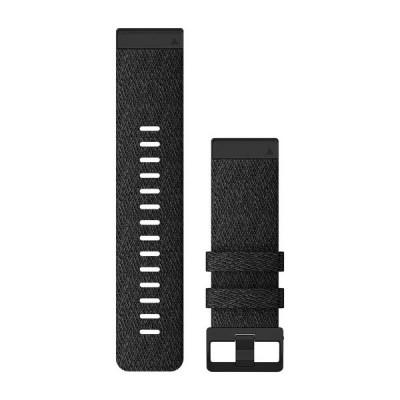 Bracelet GARMIN QUICKFIT 26 WATCH BAND nylon noir
