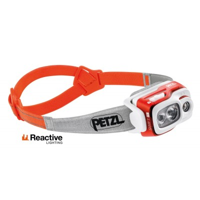 Lampe frontale PETZL SWIFT RL orange