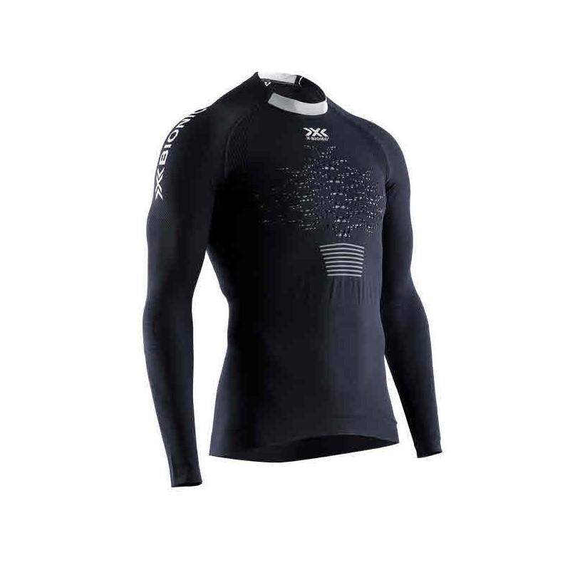 Tee-Shirt ML X BIONIC SHIRT LG SL THE TRICK 4.0 RUN noir