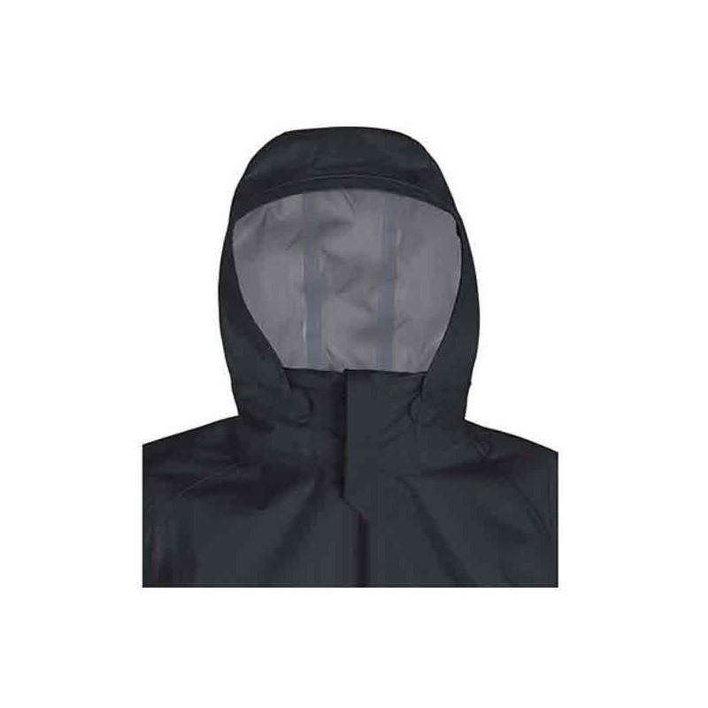 Haut Breath Thermo Virtual Body 1/2 zip Femme noir
