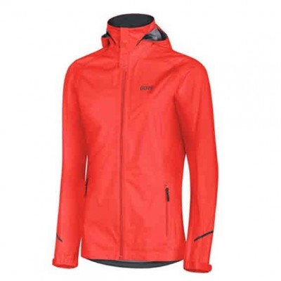 Veste GORE R3 Gore-Tex Active Femme lumi orange