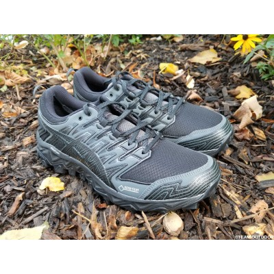 PE20 Gel-FujiTrabuco 7 GTX Homme black/dark grey
