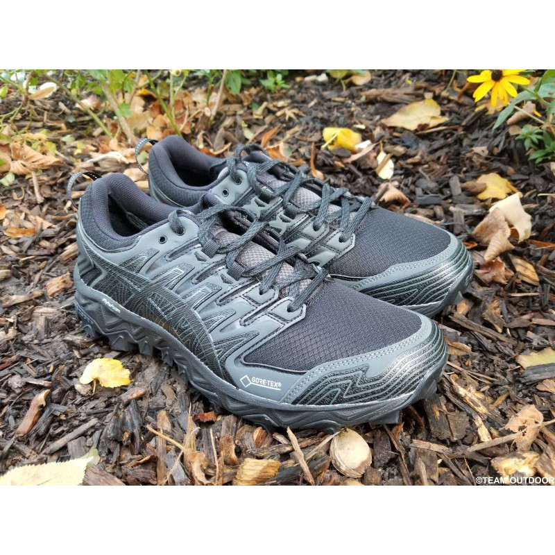 PE20 Gel-FujiTrabuco 7 GTX Homme black/dark grey