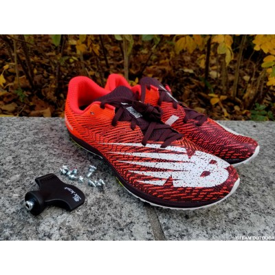 PE20 Pointes Cross XC Seven V2 Homme red