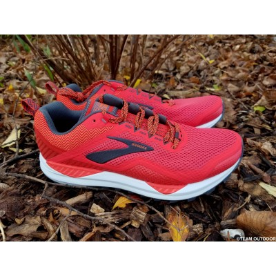 PE20 CASCADIA 14 Homme red/ebony/grey