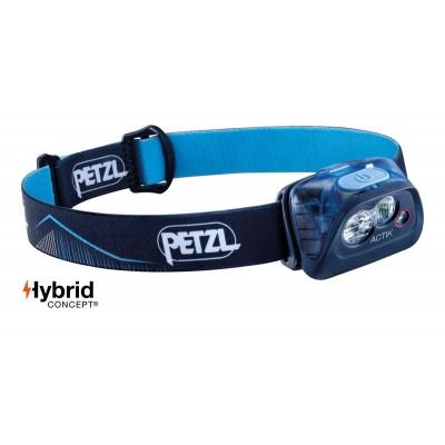 Lampe Frontale PETZL Actik 350 bleu