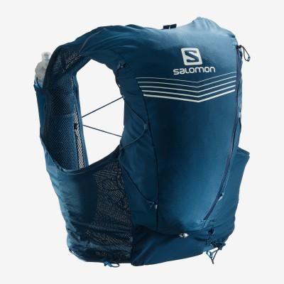 Sac SALOMON ADV Skin 12 Set poseidon/night sky