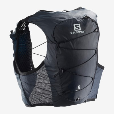 Sac SALOMON Active Skin 8 Set ebony/black