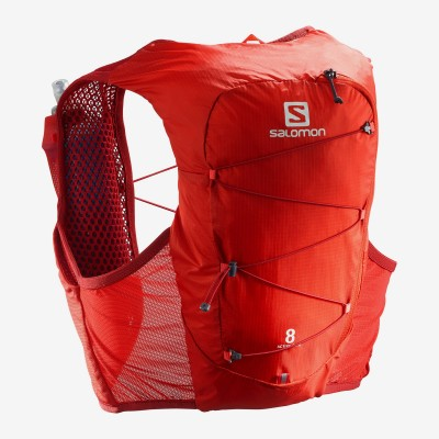 Sac SALOMON Active Skin 8 Set valian/red