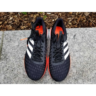 AH20 SL20 Homme core black/cloud white/signal coral