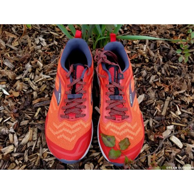 PE20 Caldera 4 Homme high risk red/ebony/grey