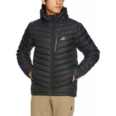 Veste SALOMON Halo Hooded Homme noire