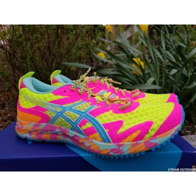 PE20 Gel-Noosa Tri 12 Femme safety yellow/aquarium