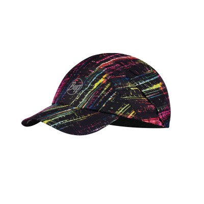 Casquette BUFF Pro Run Cap R-wira black