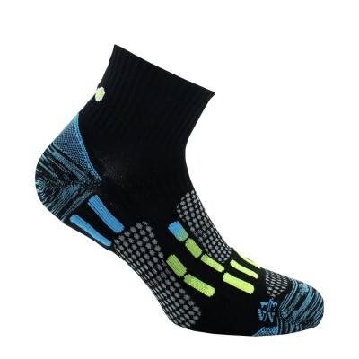 Chaussettes THYO PODY AIR RUN noires
