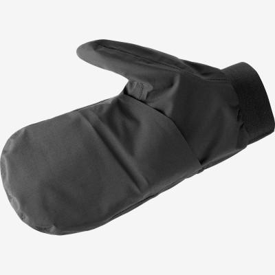 Chaussettes THYO Double TREK II Longue noir/turquoise