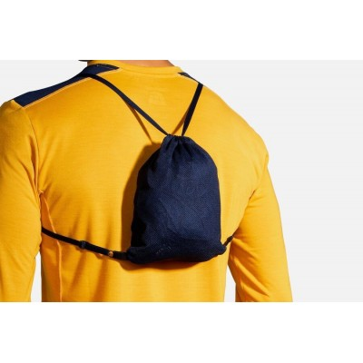 Casquette BROOKS PR Lightweight Hat noire