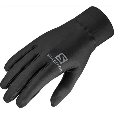 Gants SALOMON Active gloves noirs tactiles