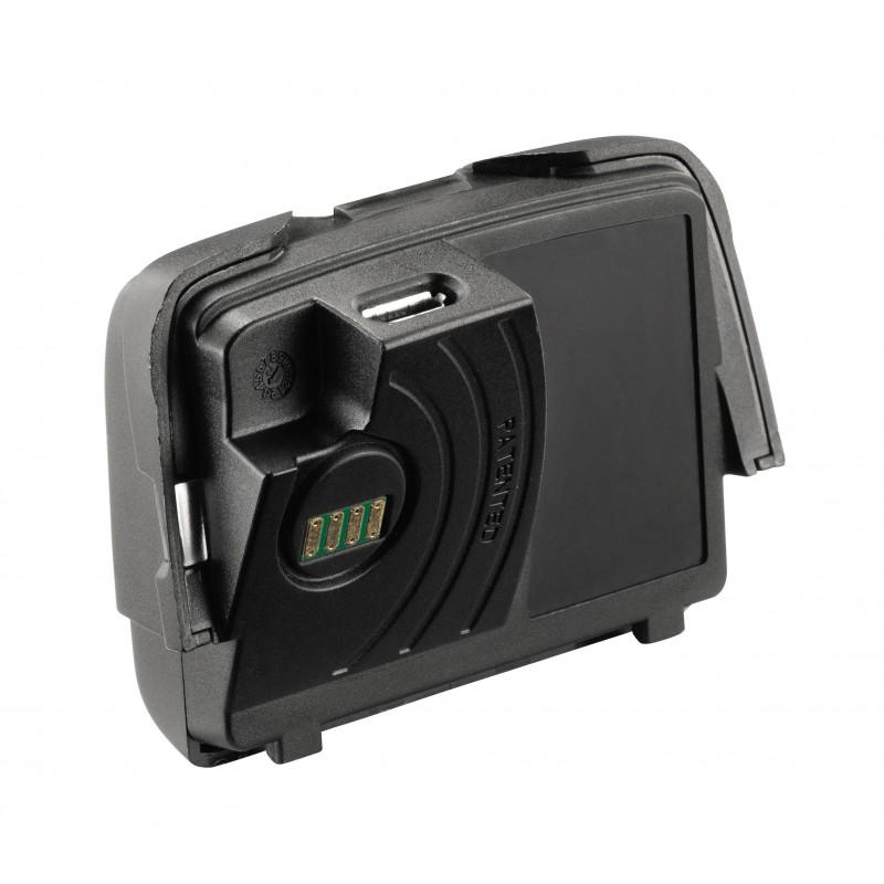 Batterie rechargeable PETZL TIKKA R+ et TIKKA RXP