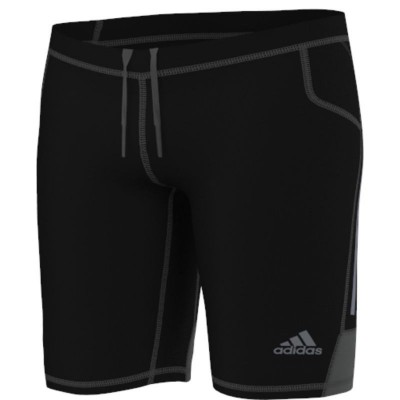 Cuissard ADIDAS supernova tight homme noir