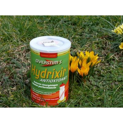 OVERSTIM'S Hydrixir antioxydant citron
