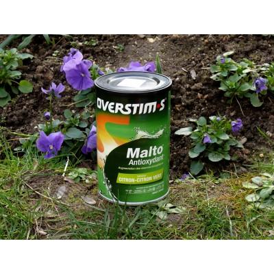 OVERSTIM'S Malto antioxydant citron - citron vert