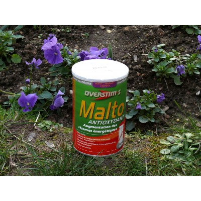 OVERSTIM'S Malto antioxydant neutre