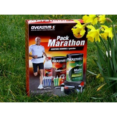 OVERSTIM'S Pack marathon ceinture porte dossard