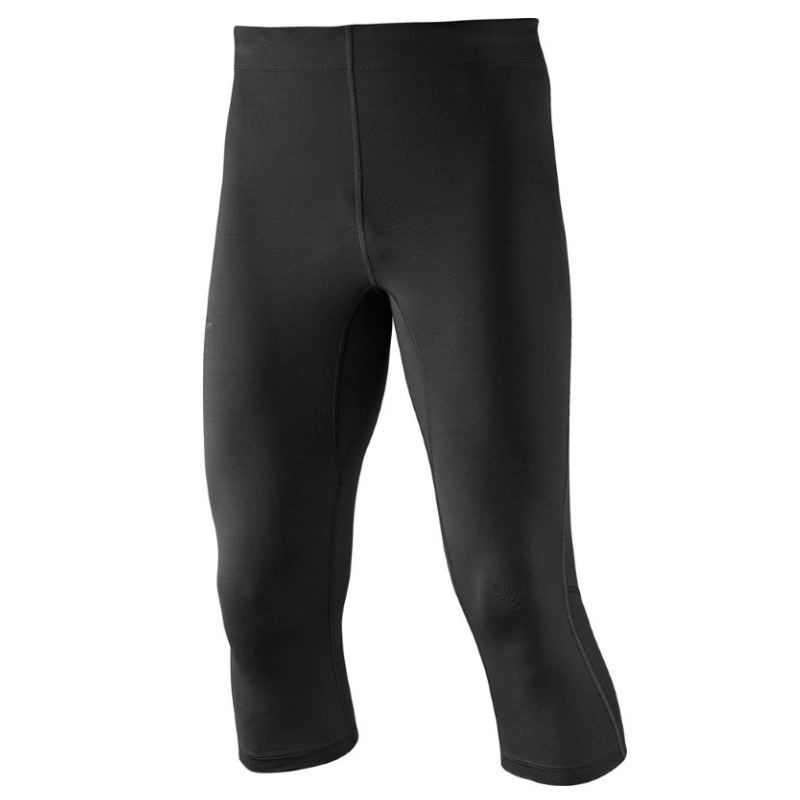 Corsaire SALOMON 3/4 start tight homme noir