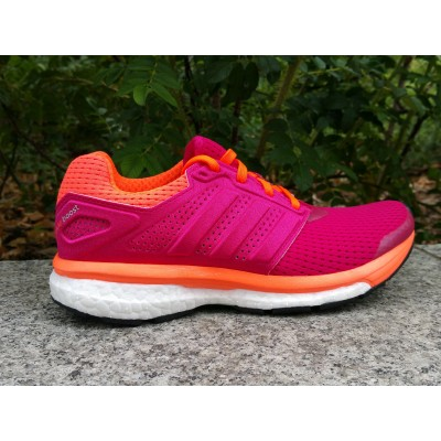 AH15 Supernova glide Femme rose/orange
