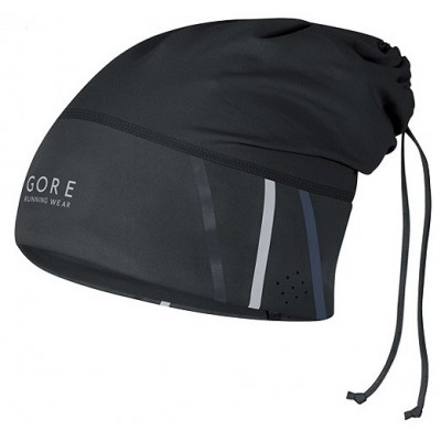 Bonnet GORE MYTHOS LADY Wind stopper noir
