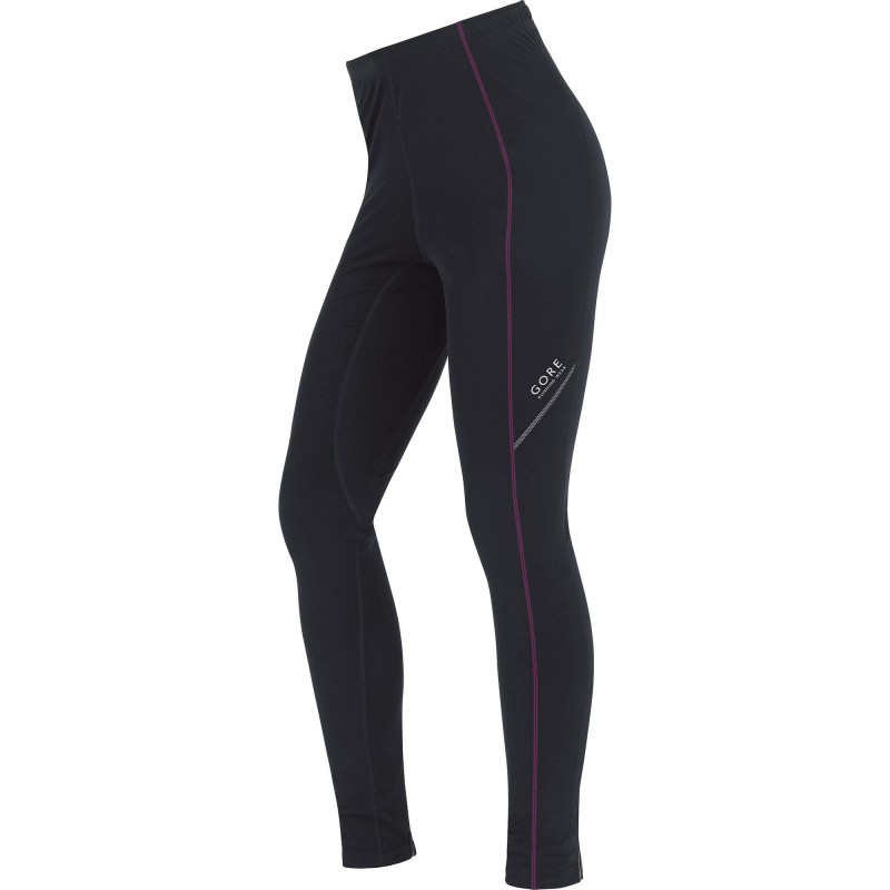 Collant Essential Thermo GORE Femme noir/rose