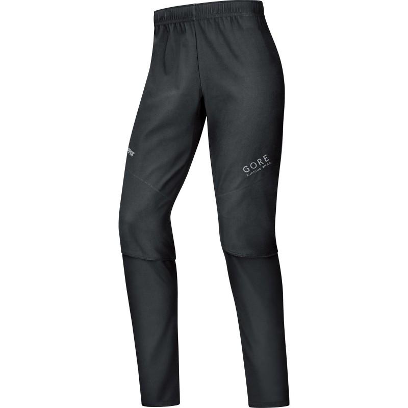Pantalon AIR GORE WINSTOPPER SO Homme noir