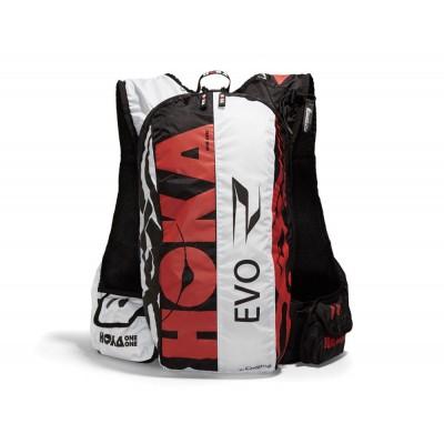 Sac Hoka Evo R 17L noir/blanc/rouge