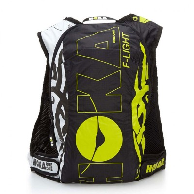Sac HOKA ONE ONE F-LIGHT noir jaune blanc