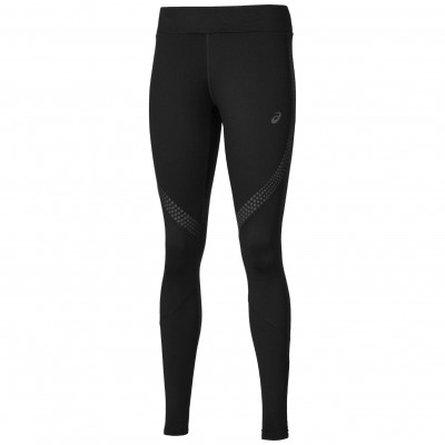 Collant ASICS chaud Lite-show winter tight femme noir
