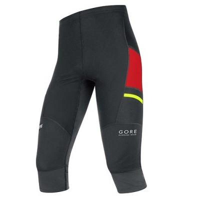Corsaire GORE X-RUN ultra so light Homme noir/rouge