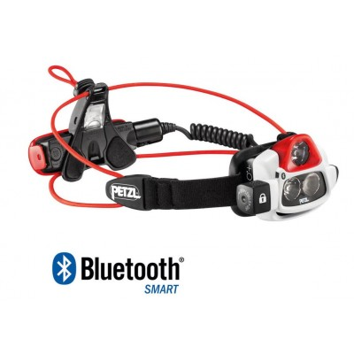 PETZL LAMPE frontale NAO+ reactive lighting