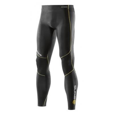 Collant compression SKINS A400 homme noir/jaune