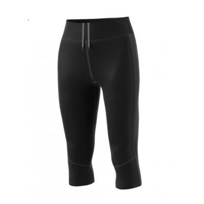 Collant 3/4 Adidas femme noir