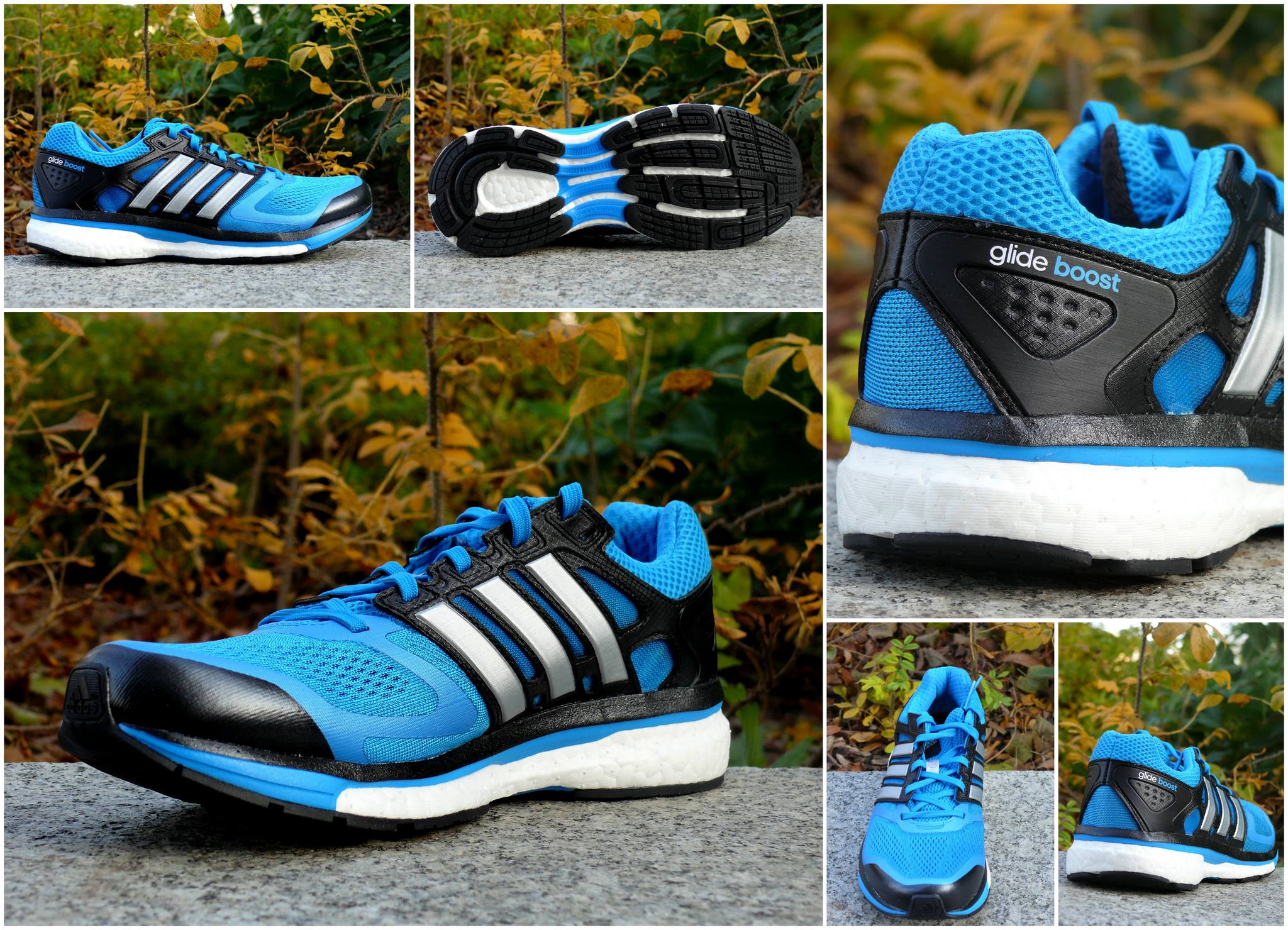 best loved 87789 a2b88 ADIDAS SUPERNOVA GLIDE BOOST homme