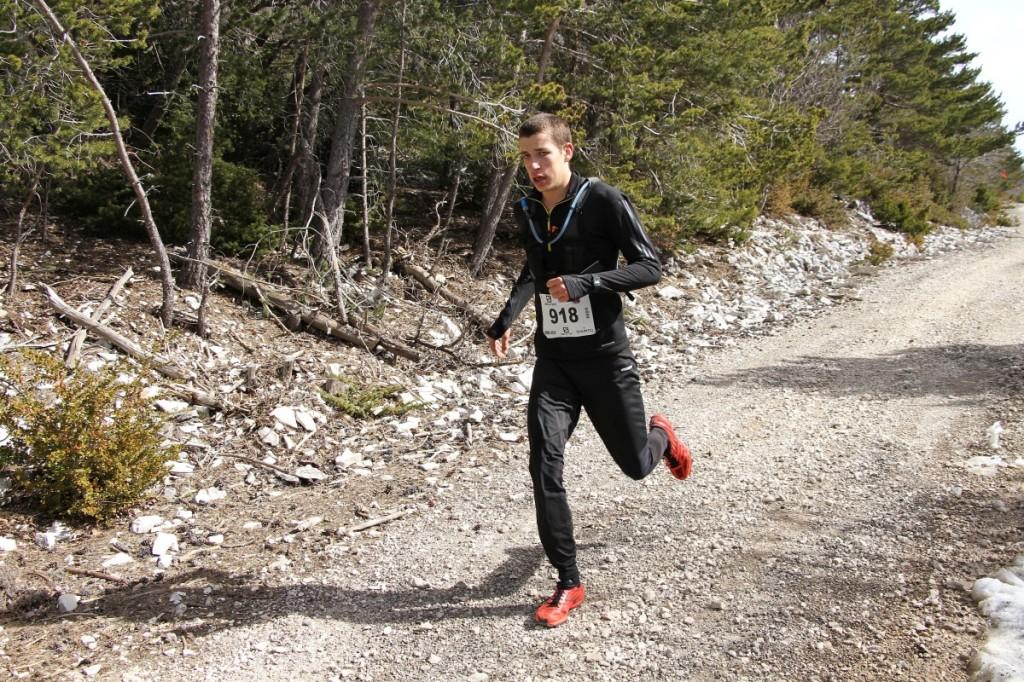 2 - 16 Mars 2014 - Trail du Ventoux - 48km