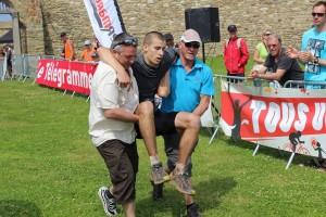 5 - 07 Juillet 2013 - Arrivee Trail du Bout du Monde - 37km