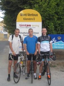 6 - 06 Septembre 2013 - Pied du Mont Ventoux